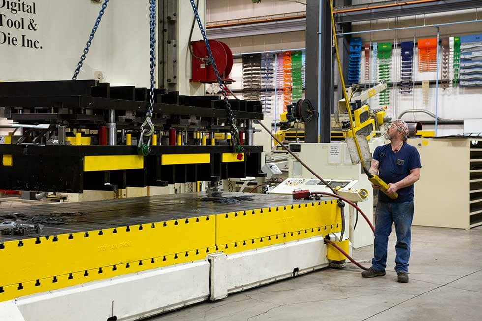 Custom Machinery - Pulley System