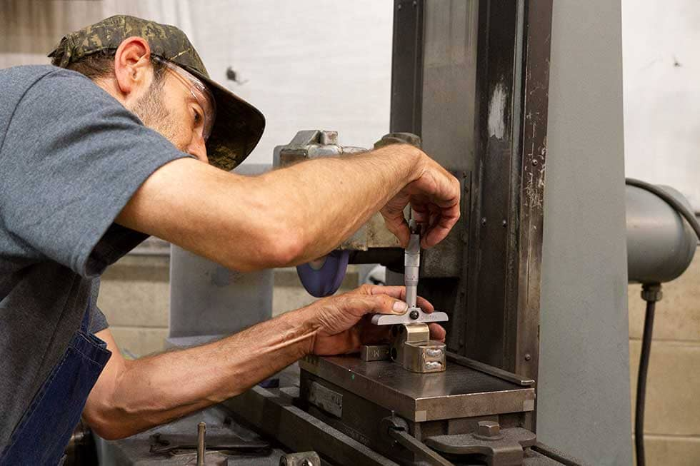 Specialty Tooling - Precision