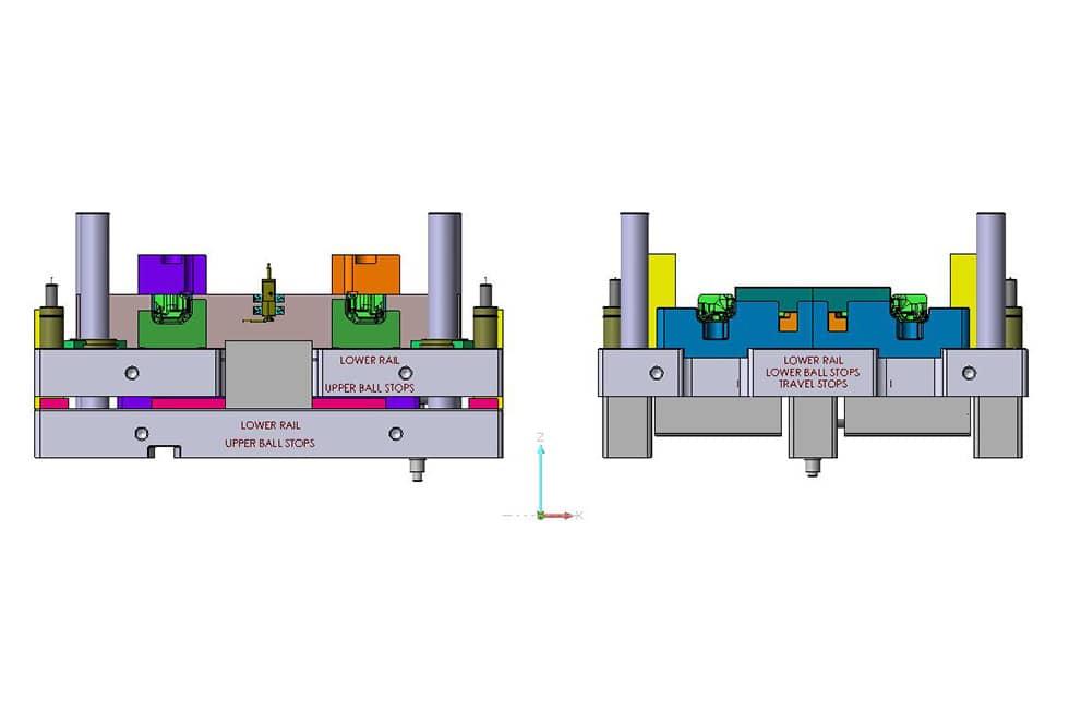 Services | Design | Lower Front Model