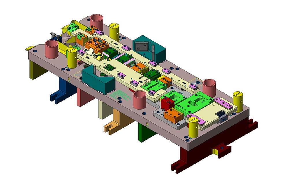 Services | Design | Lower Model